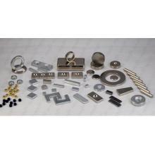 High Quanlity Block und rechteckiger NdFeB Permanent Magnet für DC Motor,