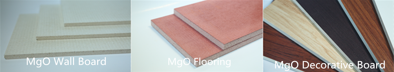 MgO Boards