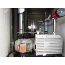 Producción industrial de acero inoxidable cordyceps liofilización máquina de procesamiento de secado