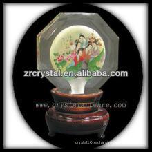 bonita bola de cristal k9 K046