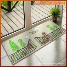 Tapis de porte design chaleureux, tapis et tapis