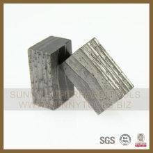 Алмазный сегмент для гранита природного камня Индийский Красный Индия