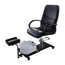 Портативный массажный стул для педикюра, стул для ног