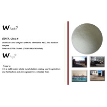Zinc EDTA Chelate / EDTA Fertilizante orgánico