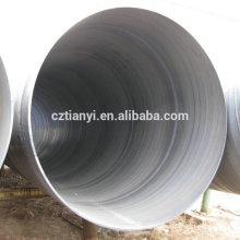 Горячая продажа высокого качества astm a53 gr.a sch40 erw стальная труба