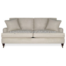 castor wheel living room sofa design XY3453