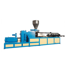 75 Conical Co-Rotating Twin Screw Extrusion