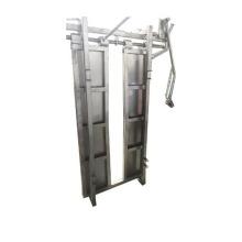 Porte chaude à bon marché de tête de botte galvanisée par immersion chaude pour le bétail