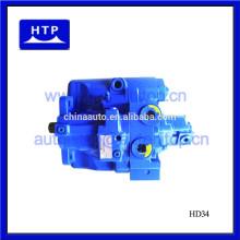 экскаватор гидравлический машина запасных частей основного насоса для Hyundai Р80-7