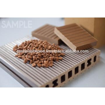 Heißer Verkauf WPC Pellets für Decking Extrusion
