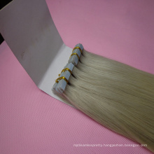 hot new products for 2015 tape hair extensions #60 tape hair