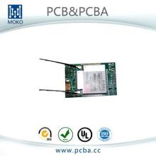 GPS Tracker PCBA con antena SIM908 / GSM