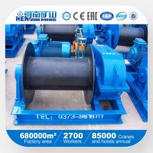 Treuil électrique Henan Mine à vitesse rapide