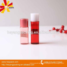 Promotional lotion sample 10 ml plastic bottles