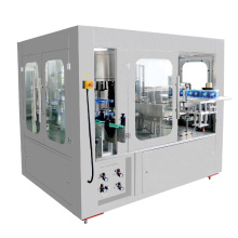 Manufacturer Hot Melt Glue BOPP Semi Automatic Labeling Machine