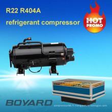 partie du réfrigérant r404a ce rohs 1,5 CV pas cher chambre froide compresseur frigorifique pour réfrigérateur chambre de refroidissement
