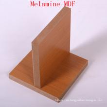 Tablero MDF laminado melamina para muebles de buena calidad