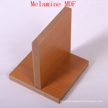 Melamine Laminated MDF Board for Furniture of Good Quality