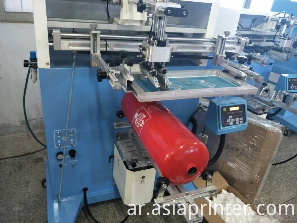 screen printer for Fir extinguisher