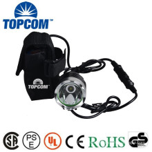 1200LM Bicycle Light and headlight With Cree T6 Bicycle Front light powered by 18650 rechargeable battery