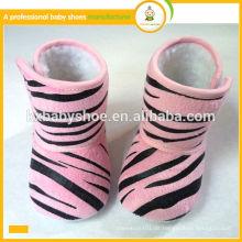 Beste verkaufenart und weise reizende Plüschbaby scherzt Schuhe Schuhe