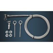 Kits de tensión de cuerda de alambre para su sistema de bricolaje