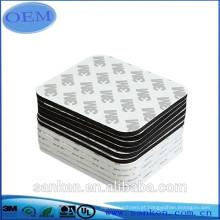 Etiqueta de espuma adesiva de 3M de corte de alta qualidade
