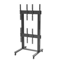 """Video Wall Stand Portrait 4 Screen 40-55"""" (2*2) (AWP 400)"""