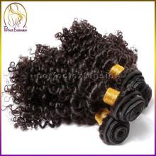 интернет-продажа сайтов 100 Виргинские монгольский kinky вьющиеся плетение волос клубок бесплатно