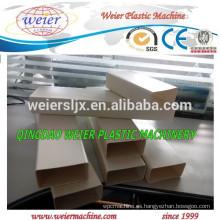 Línea de producción de tubos de tubos de PVC UPVC