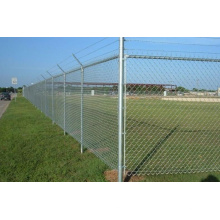 Galvanized Chain Link Fence (005)
