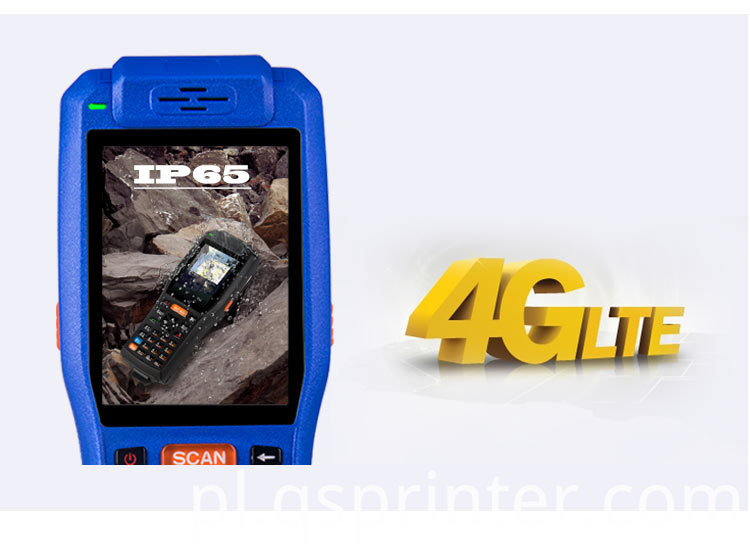 4G network PDA