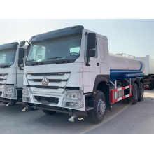 336HP Sinotruk  Howo Water Truck Shower Truck