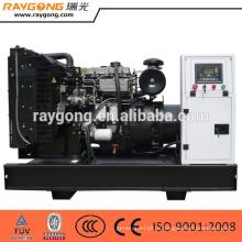 30КВТ Открытый тепловозный Тип генератора комплект двигателя