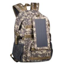 Wasserdichte Tarnung Solar Rucksack Tasche