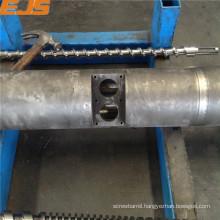 Extruder parts 38Crmoala barrel and screw