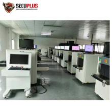 160kv generator Handbag X ray scanner inspection system with alarm