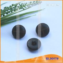Imitent le bouton en cuir BL9007