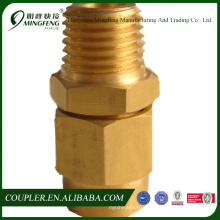 high pressure brass nozzle