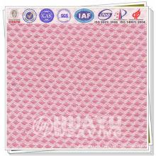 K002S, tecido de malha de poliéster para almofada, tecido de malha de ar