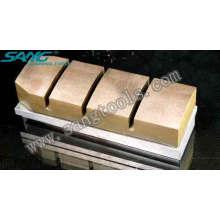 Diamond Abrasive Block for Granite, Marble, Natural Stone