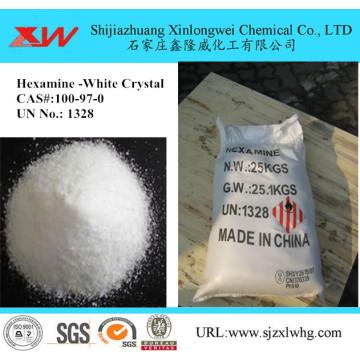Hexaméthylènetétramine pour le traitement des eaux usées