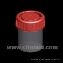 Contenants de pré-remplissage 30 ml (33101530)