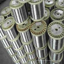 Alambre de acero inoxidable AISI (304 304L 316 316L)