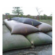 Los colchones monolíticos de los tubos geotextiles suaves para la ingeniería sólida de la presa