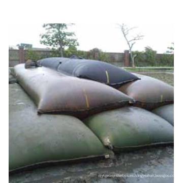 Geotextile Tubes Geotube Geotextile Bag Flujo de agua para el fango de arena