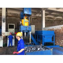 Hochleistungs-Kupferpulver-Metallspäne-Block-Maschine