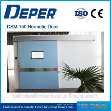 DSM-150 puerta corredera automática para hospital