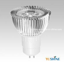 LED Spotlight MR16 3.5W Aluminium Housing