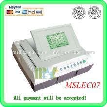 Machine EGC à douze canaux Analyse automatique de la machine ecg numérique (MSLEC07)